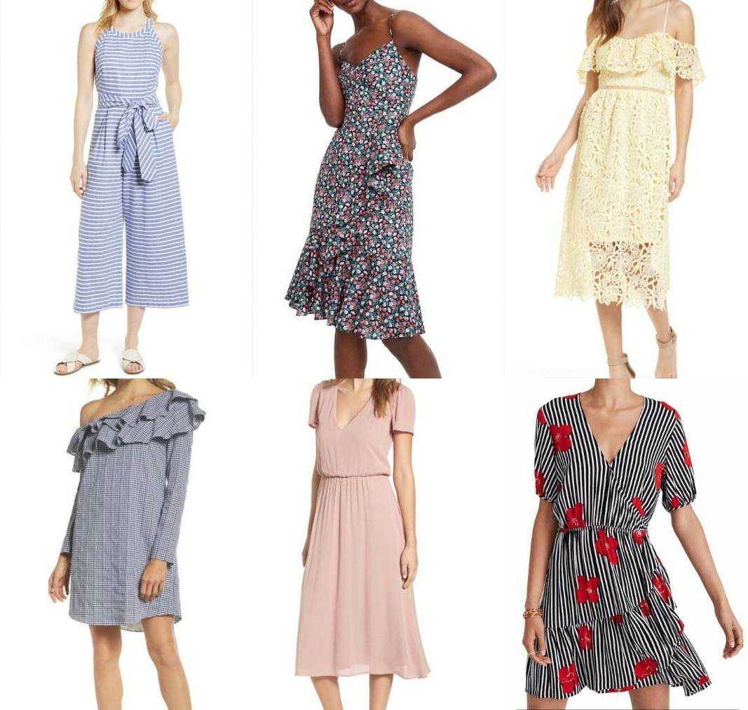 6 dresses as options to wear for Easter
