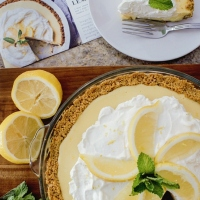Joanna Gaines Lemon Pie